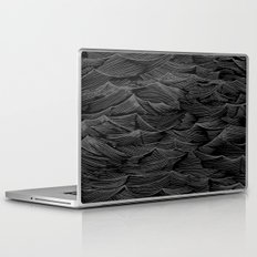 Abstract Waves.... Laptop & iPad Skin