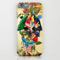 Avian Skull iPhone 6 Slim Case