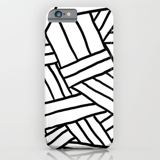 Raw Pattern Series: n.1 iPhone & iPod Case