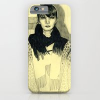 Fashion sketch iPhone 6 Slim Case