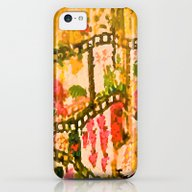Flowers And Chains iPhone 5c Slim Case