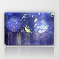 Blue Jay Laptop & iPad Skin