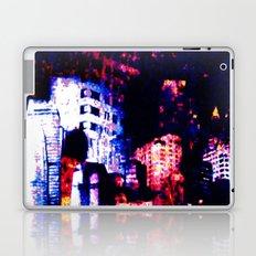 backstreets of the New York landscape  Laptop & iPad Skin