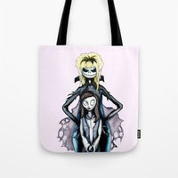Jack The Goblin King Tote Bag