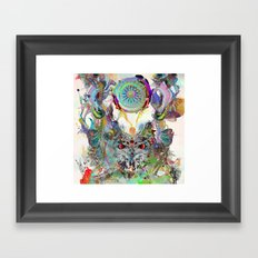 Beyond Growth Framed Art Print