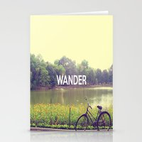 Wander Stationery Cards