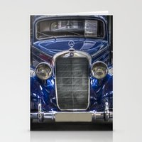Mercedes 170 Stationery Cards