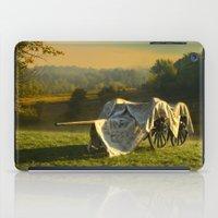 Civil War Canon And Limb… iPad Case