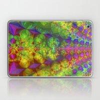 Fractal Fountain Laptop & iPad Skin