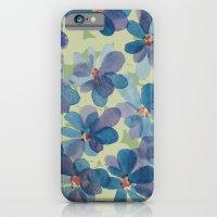 Floral Watercolor iPhone 6 Slim Case