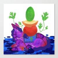 Make Guacamole  Canvas Print