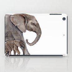 Elephants iPad Case