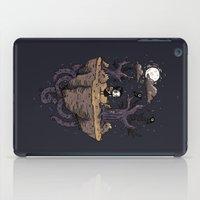 Dark Wood iPad Case