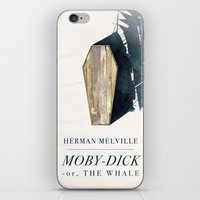 Moby-Dick iPhone & iPod Skin