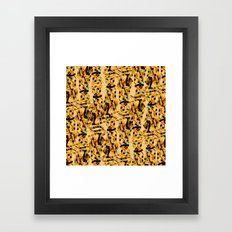 Panthers. Framed Art Print