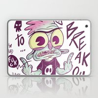 It's Time To Breakout Laptop & iPad Skin