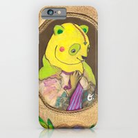 Banana Creme Pie Panda iPhone 6 Slim Case