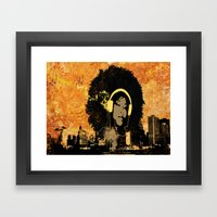 Rebel Love.... Framed Art Print