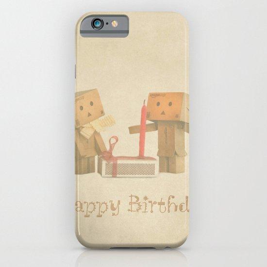 Happy Birthday iPhone & iPod Case