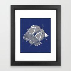 'sleep'pers Framed Art Print