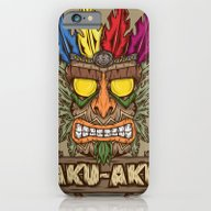 Aku-Aku (Crash Bandicoot… iPhone 6 Slim Case