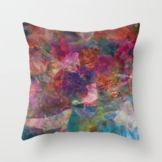 Colorist Art  Throw Pillow