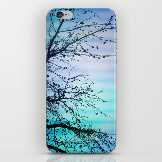 tree of wishes iPhone & iPod Skin