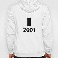 2001: A Minimalist Space… Hoody