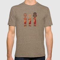Galatasaray Celebration Mens Fitted Tee Tri-Coffee SMALL