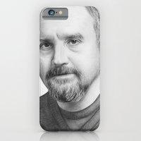 Louis CK Portrait iPhone 6 Slim Case