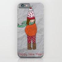 New Year Girl!  iPhone 6 Slim Case