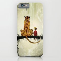 Calvin And Hobbes iPhone 6 Slim Case