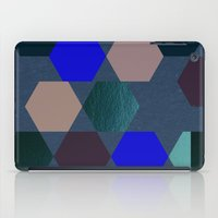 Art Rhombus iPad Case