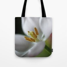 Tulip Beauty Tote Bag