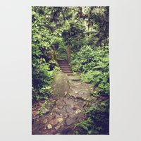 Rainforest Path Rug