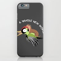 A Whole New World! iPhone 6 Slim Case