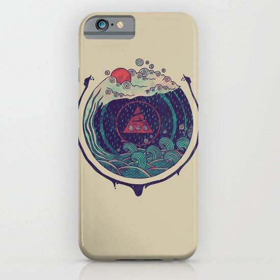Water iPhone & iPod Case