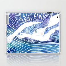 Water Nymph LVIII Laptop & iPad Skin