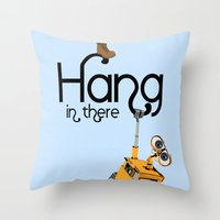 Pixar/Disney Wall-e Hang… Throw Pillow
