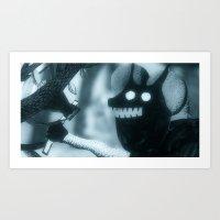 Astigmatismo #4 Art Print
