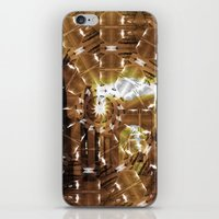 Fractured History iPhone & iPod Skin