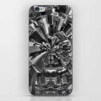 Chicago little planet iPhone & iPod Skin