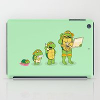 One Mutation With Extra … iPad Case
