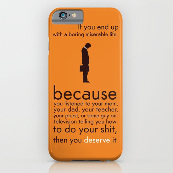 Determination iPhone & iPod Case