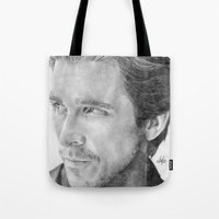 Christian Bale Tradition… Tote Bag