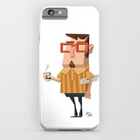 Carl Cappuccino  iPhone 6 Slim Case