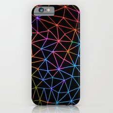 Geometric Glow Slim Case iPhone 6s