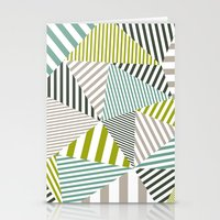 Dizzy Stationery Cards