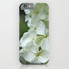 Pretty Flowers Slim Case iPhone 6s