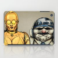 Cici & Art iPad Case